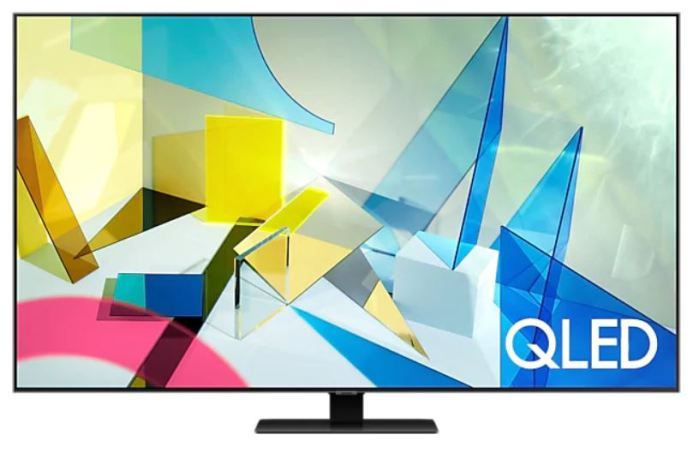 Samsung Q80T OLED TV  best gaming tv singapore