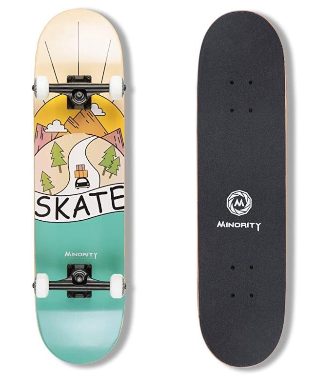 Minority 32inch Maple SkateboardBest Skateboards Singapore