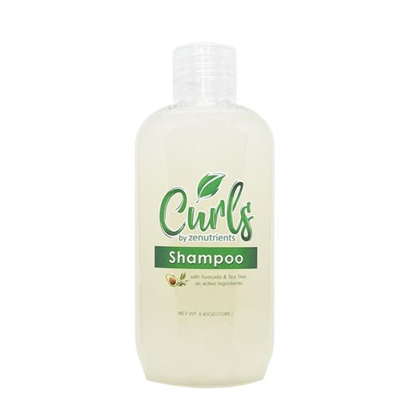 curls by zenutrients sulfate-free shampoo philippines