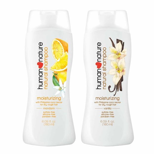 human nature moisturizing sulfate-free shampoo philippines