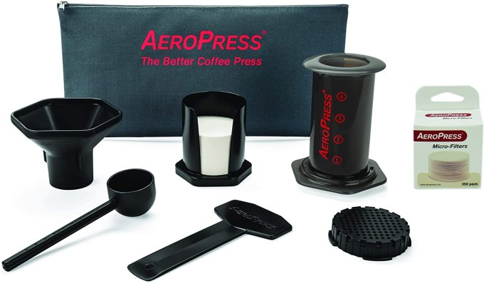 AeroPress Coffee and Espresso Maker Best Espresso Maker Singapore