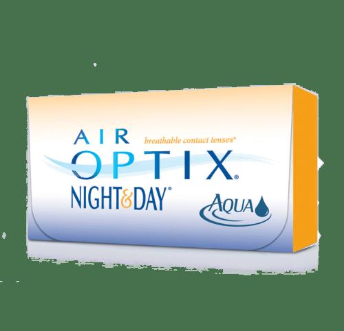 Alcon Air Optix Night & Day Contact Lens Singapore