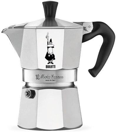 Bialetti Moka Express Pot Best Espresso Maker Singapore