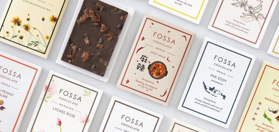 Fossa Chocolate Best Chocolates Singapore