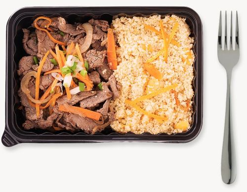 FitThree Healthy Ready-to-eat Meals Singapore