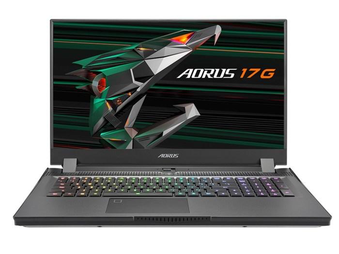 Gigabyte Aorus 17G gaming laptop philippines