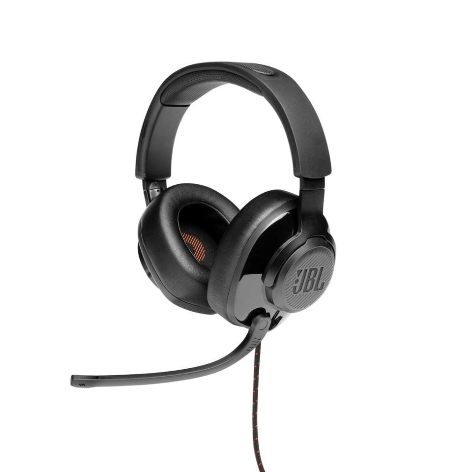 JBL Quantum 200 Over-Ear Gaming Headset