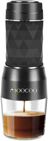 MooCoo Manual Espresso Maker