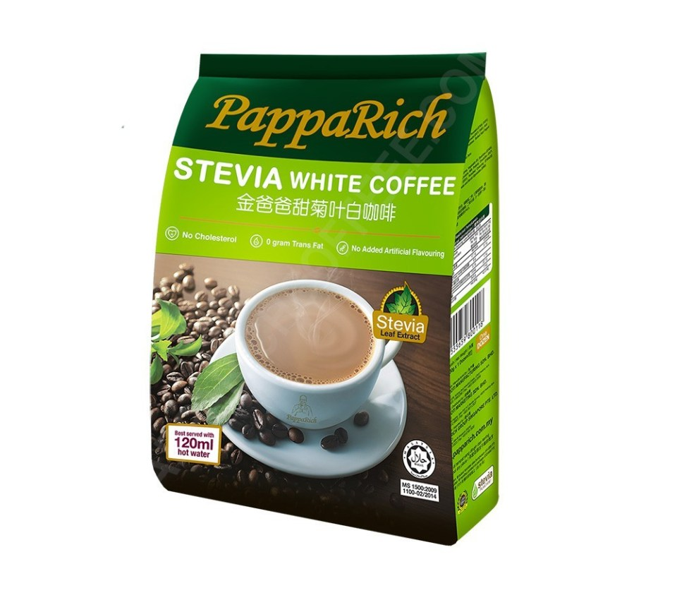 PappaRich Premium Instant Premix White