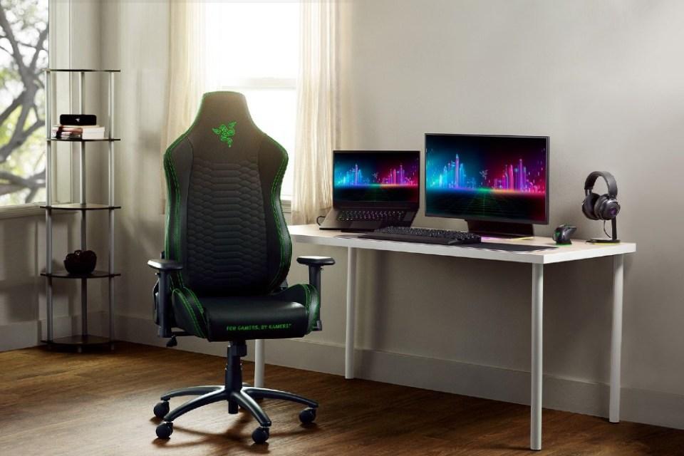 Razer Iskur X Kursi Gaming Terbaik