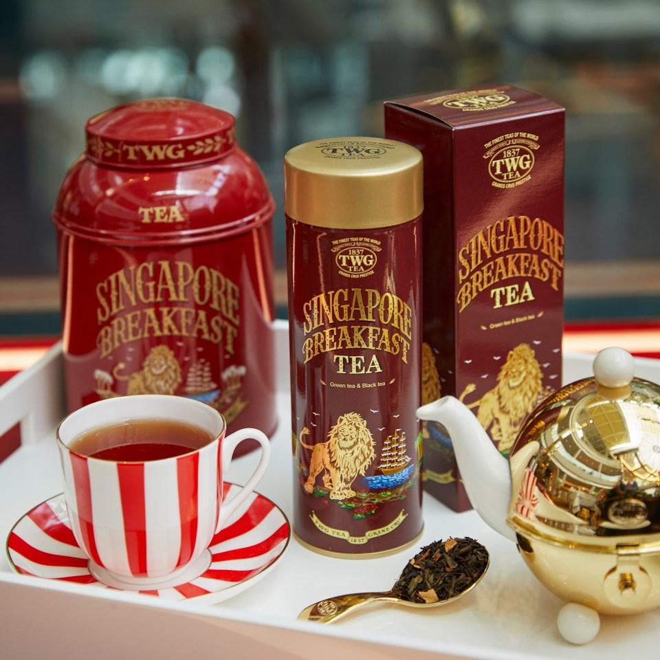 TWG Tea Best Tea Brands Singapore