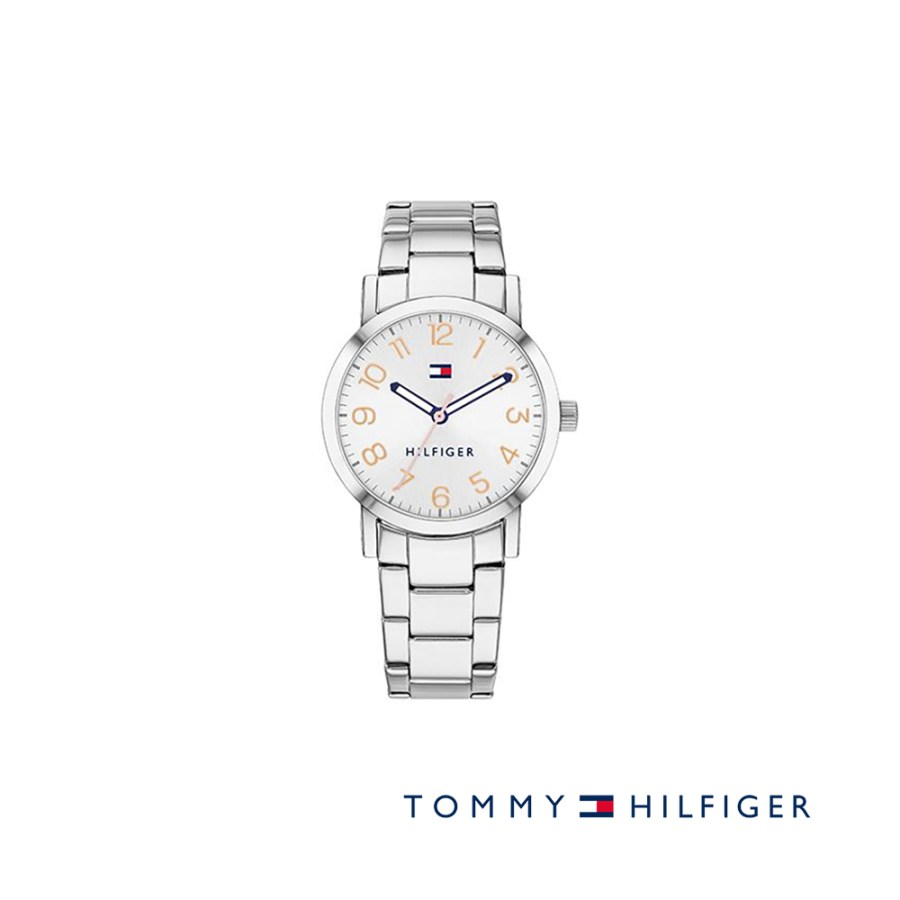 Tommy Hilfiger White Silicone 1782164