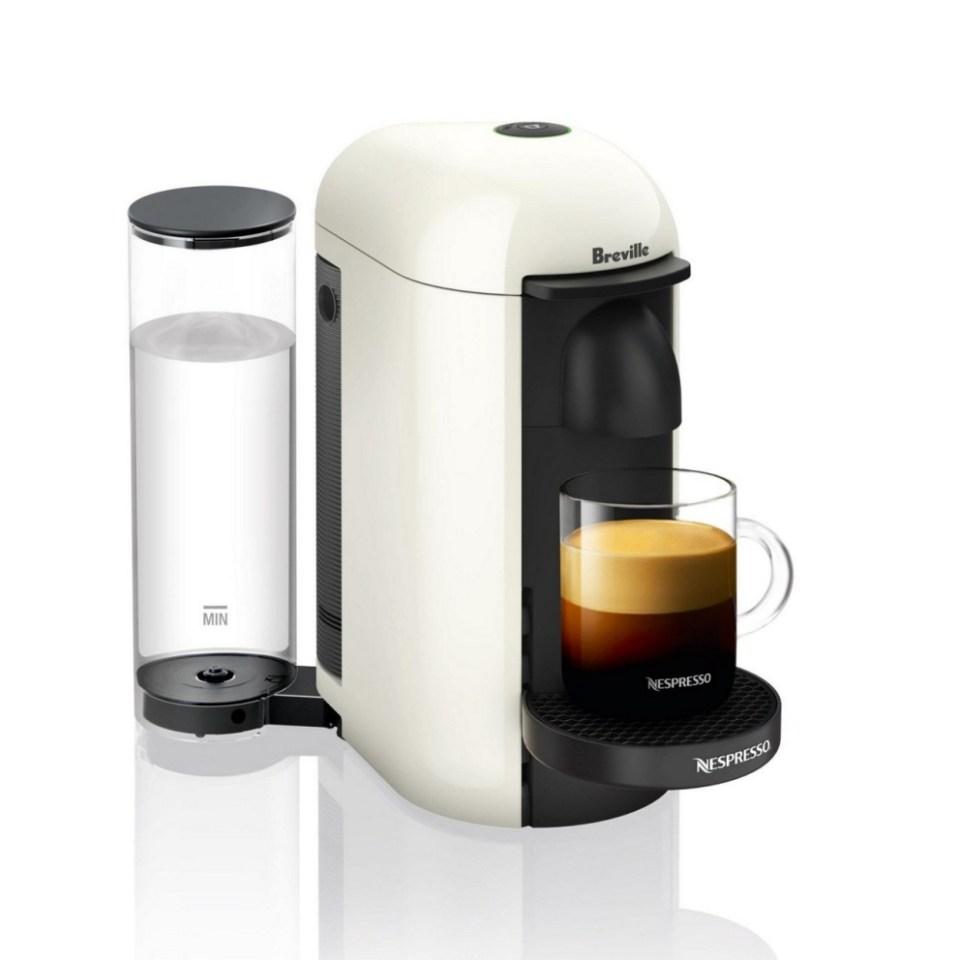 breville nespresso vertuo plus coffee machine australia