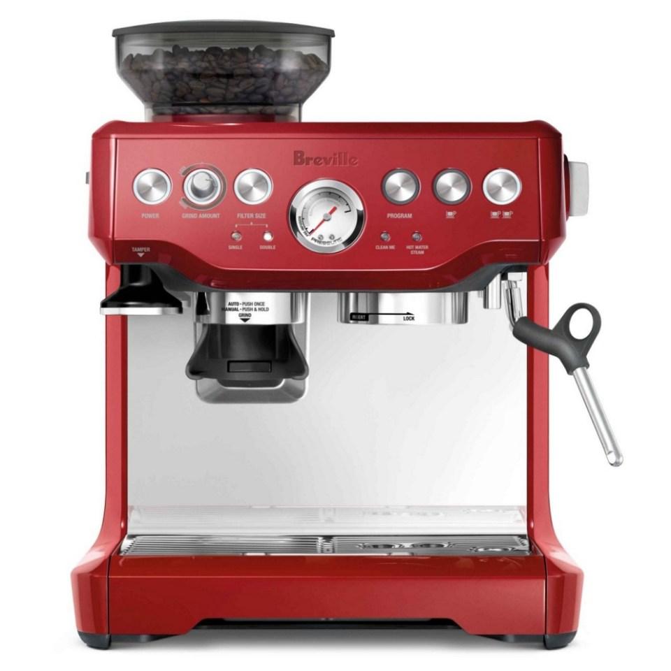 breville the barista express coffee machine australia