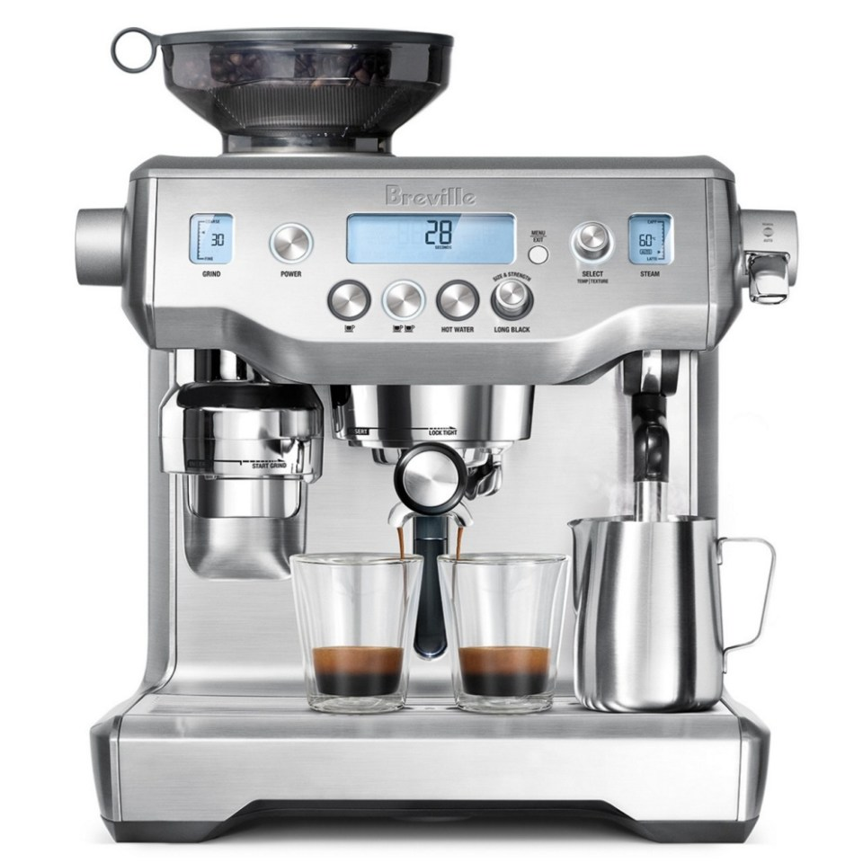 breville the oracle coffee machines australia