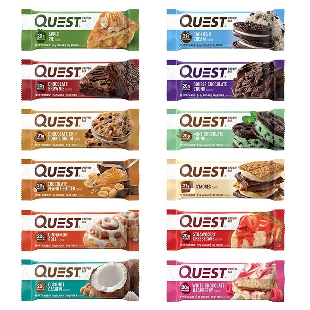 Quest Nutrition Protein Bars philippines