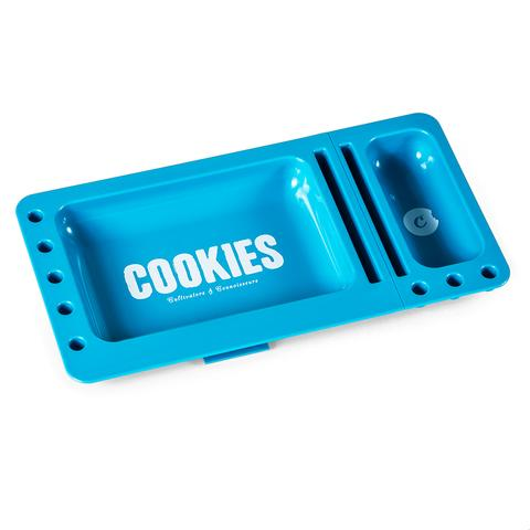 Cookies Tray 2019 Blue 1 large The Weed Blog | Reviews | Store | Culture | Worldwide