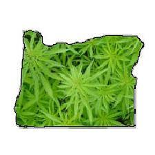 Oregon marijuana