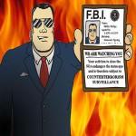 Evil FBI Agent