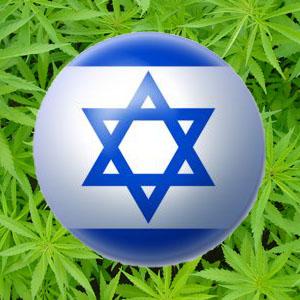 isreal marijuana