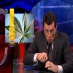 stephen colbert marijuana