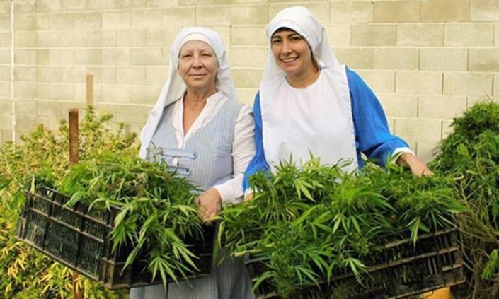 These California Nuns Grow Medical Marijuana, But Their City Wants to Shut Them Down
