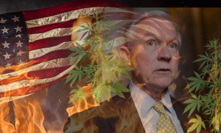 Sessions Blames Media For Drug Issues And Says Marijuana Isn't Good For You
