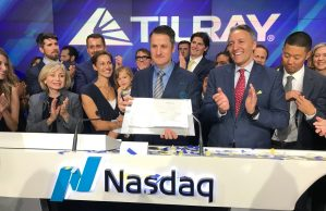 Tilray joins Nasdaq in first US cannabis IPO