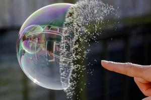 Friday's mini-crash and why the marijuana stock bubble is about to burst