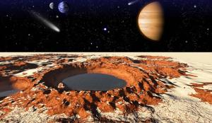 Earth microbes could temporarily survive on Mars