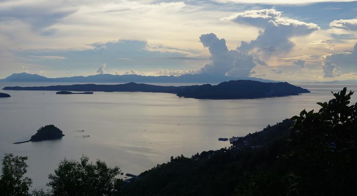 Dinagat Island - Stingray Islet