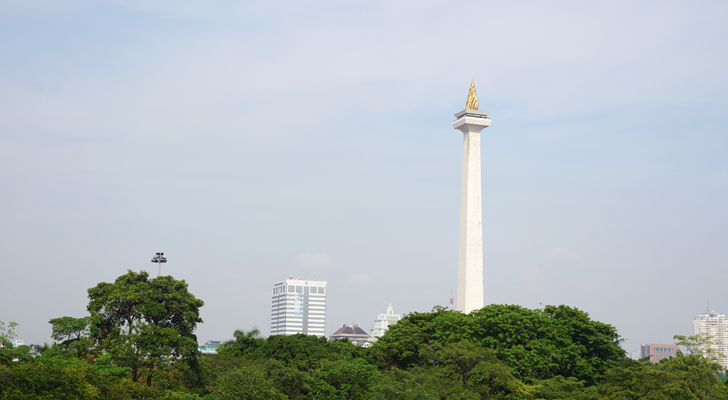 Glimpses of Jakarta - Monas