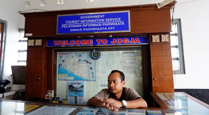 Enroute to Yogyakarta - Jogja
