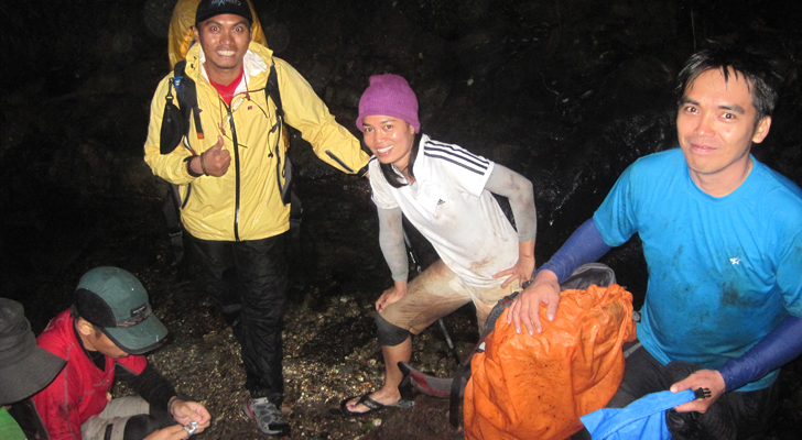 Mt Apo trek - along Sibulan