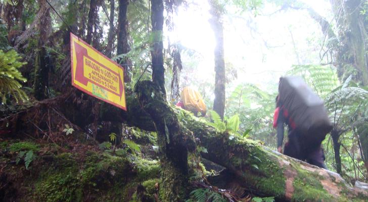 Mt Apo Trek - Baroring