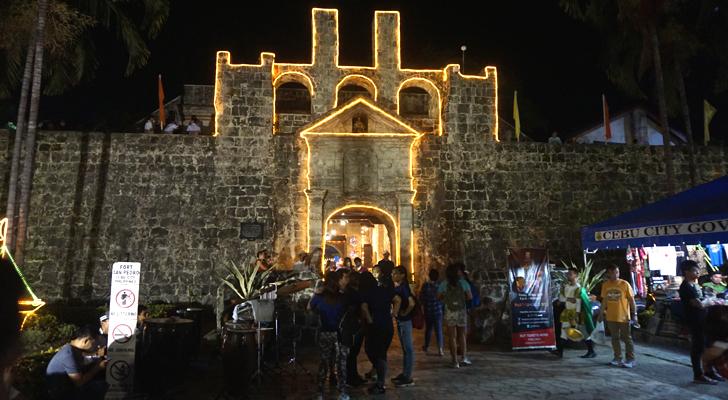 Gabii sa Kabilin - Fort San Pedro