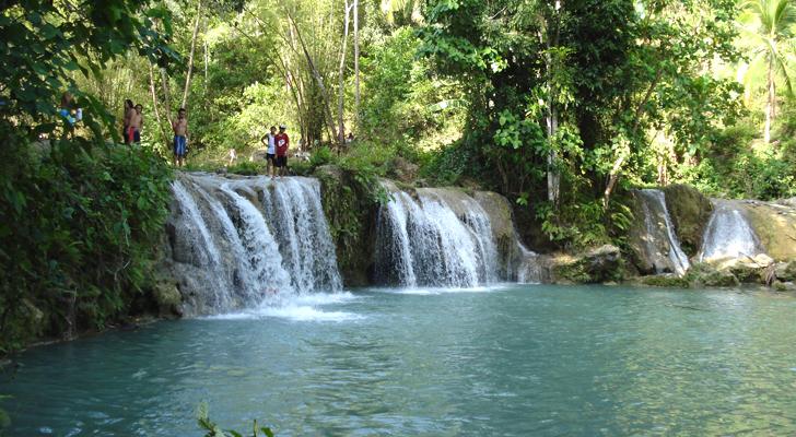 Siquijor - Cambugahay Falls