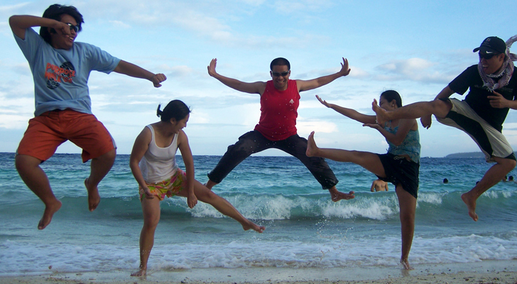 Siquijor - jumpshot