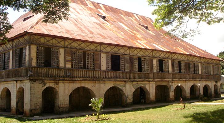 Siquijor - Lazi Convent
