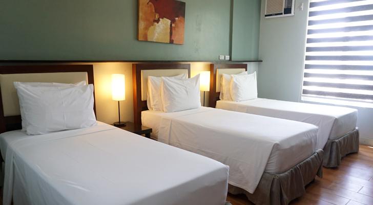 Sea Cocoon Hotel - triplet room