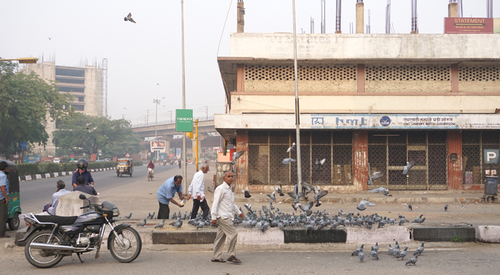 Jaipur India - MI Road