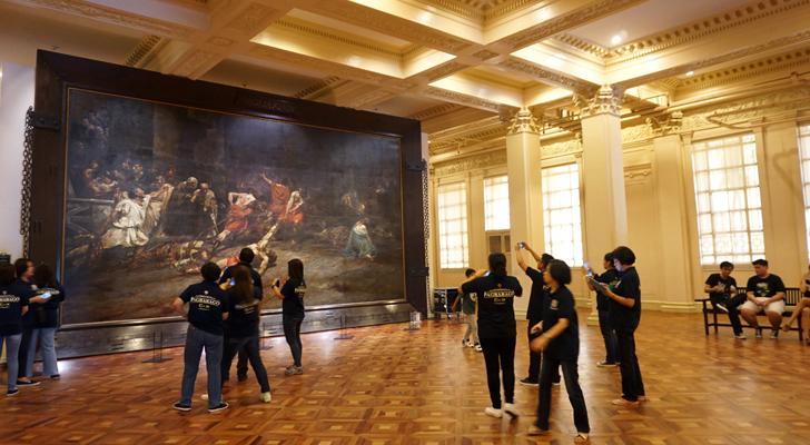 National Museum   Spoliarium