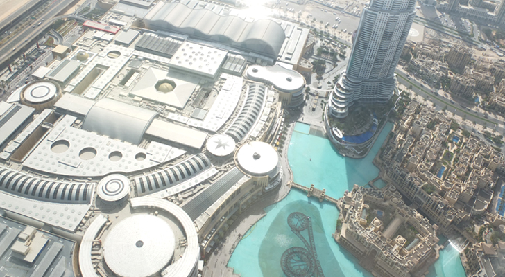 burj khalifa - dubai mall