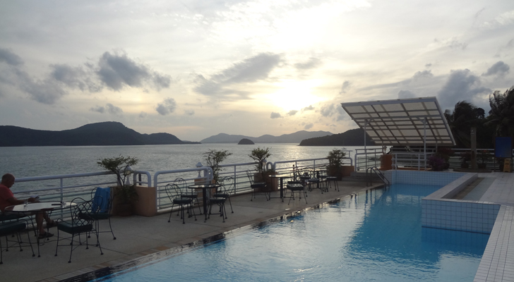 Kantary Bay Phuket - sunset