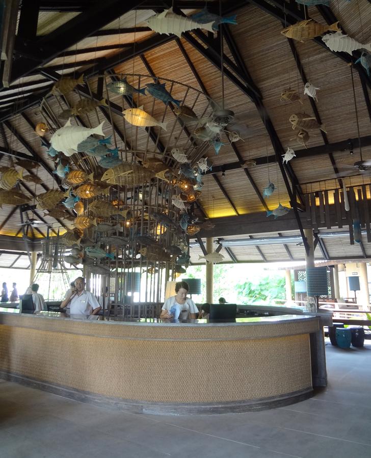 Cape Panwa Phuket - lobby