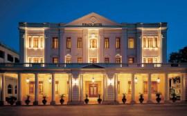 The Strand Hotel Yangon