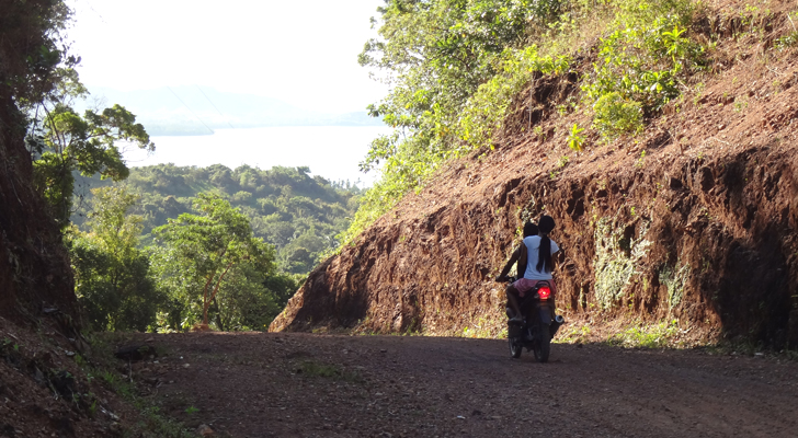 Busuanga - rugged landscape