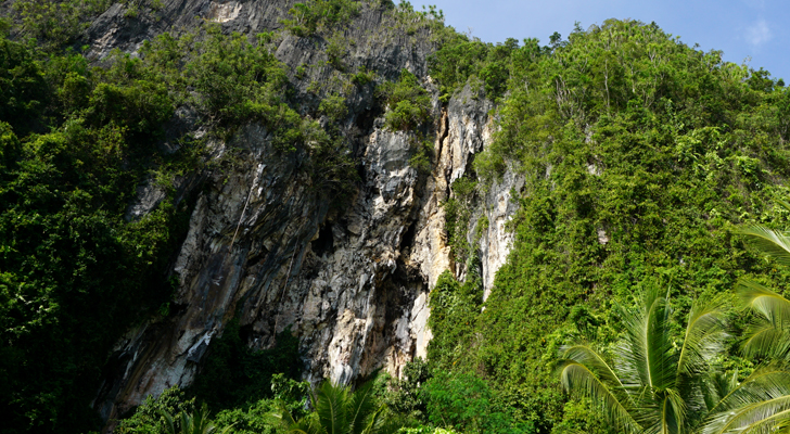 Dinagat island hopping - Prinsipe Gat