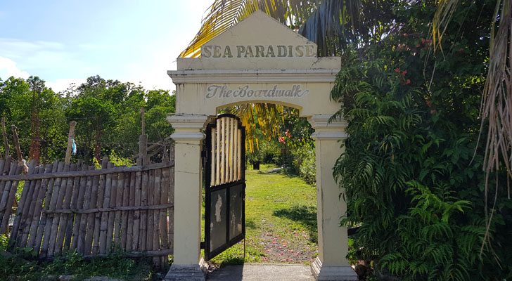 Alcantara Cebu - Boardwalk