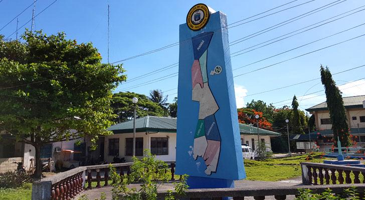 Alcantara Cebu - town plaza